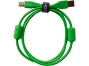 UDG U95001GR - Ultimate Audio Cable USB 2.0 A-B Green Straight  1m
