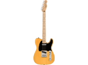 SQUIER BY FENDER Affinity Telecaster Maple MN Butterscotch Blonde