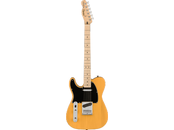 SQUIER BY FENDER Affinity Telecaster LH MN Butterscotch Blonde