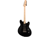 SQUIER BY FENDER Contemporary Active Starcaster MN Flat Black
