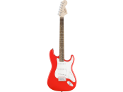 SQUIER BY FENDER Affinity Series Stratocaster LRL Race Red