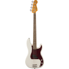 SQUIER BY FENDER Classic Vibe 60s Precision Bass LRL Olympic White